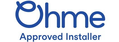 Ohme - Approved Installer in Warwickshire